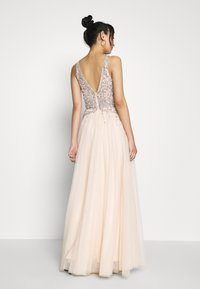 Lace & Beads - SARAYA MAXI - Occasion wear - cream - 2