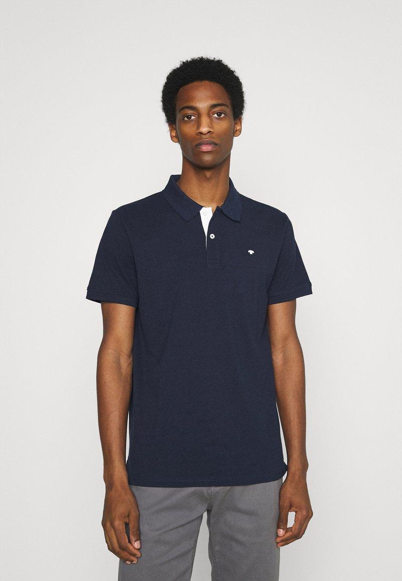 TOM TAILOR - BASIC - Polo shirt - sailor blue