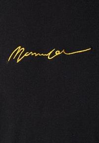 Mennace - ESSENTIAL REGULAR  2 PACK UNISEX - T-shirt basique - black/white - 4