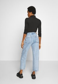 Weekday - FRAME PEN - Relaxed fit jeans - pen blue - 2