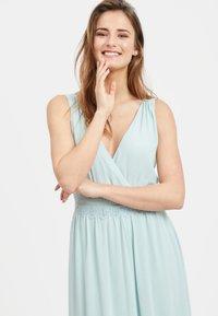 Vila - Maxi dress - blue haze - 3