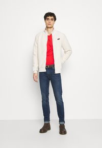 Petrol Industries - Fleece jacket - chalk white - 1