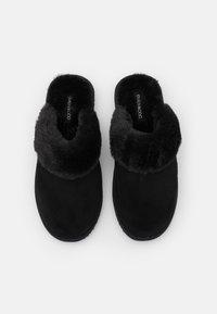 Even&Odd - Pantoffels - black - 5