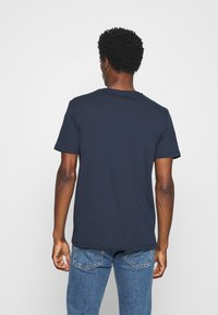 Pier One - T-shirt med print - dark blue - 2