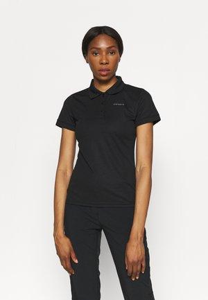 BAYARD - Polo shirt - black