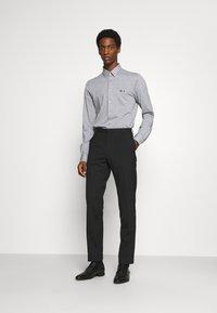 Tommy Hilfiger Tailored - TECH FLEX SLIM - Shirt - grey - 1