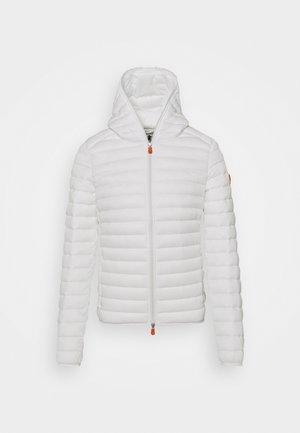 DONALD HOODED JACKET - Light jacket - white
