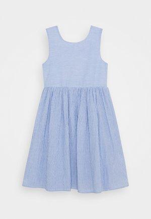 NKFHARPER SPENCER - Vestido informal - dutch blue