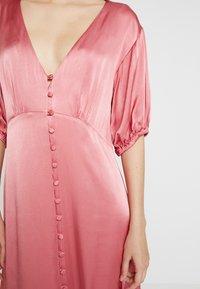 Ghost - IZZY DRESS - Denní šaty - pink - 6