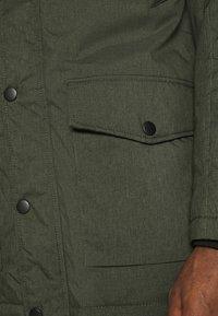 Jack & Jones - Winter coat - dark green melange - 6