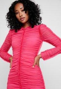 Club L London - Day dress - hot pink - 4