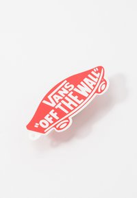 Vans - BESS  - Skate shoes - red/true white - 5