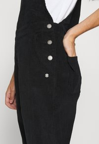Roxy - ANYWHERE ELSE - Dungarees - anthracite - 4