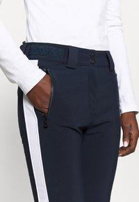 J.LINDEBERG - STANFORD STRIPED  - Snow pants - navy - 4
