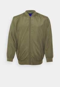 Jack & Jones - JORVEGAS JACKET - Bomberjacks - dusty olive - 4