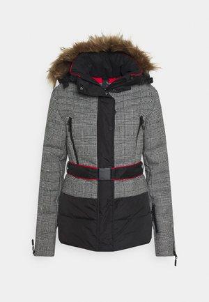 CHAMONIX PUFFER - Lyžařská bunda - black