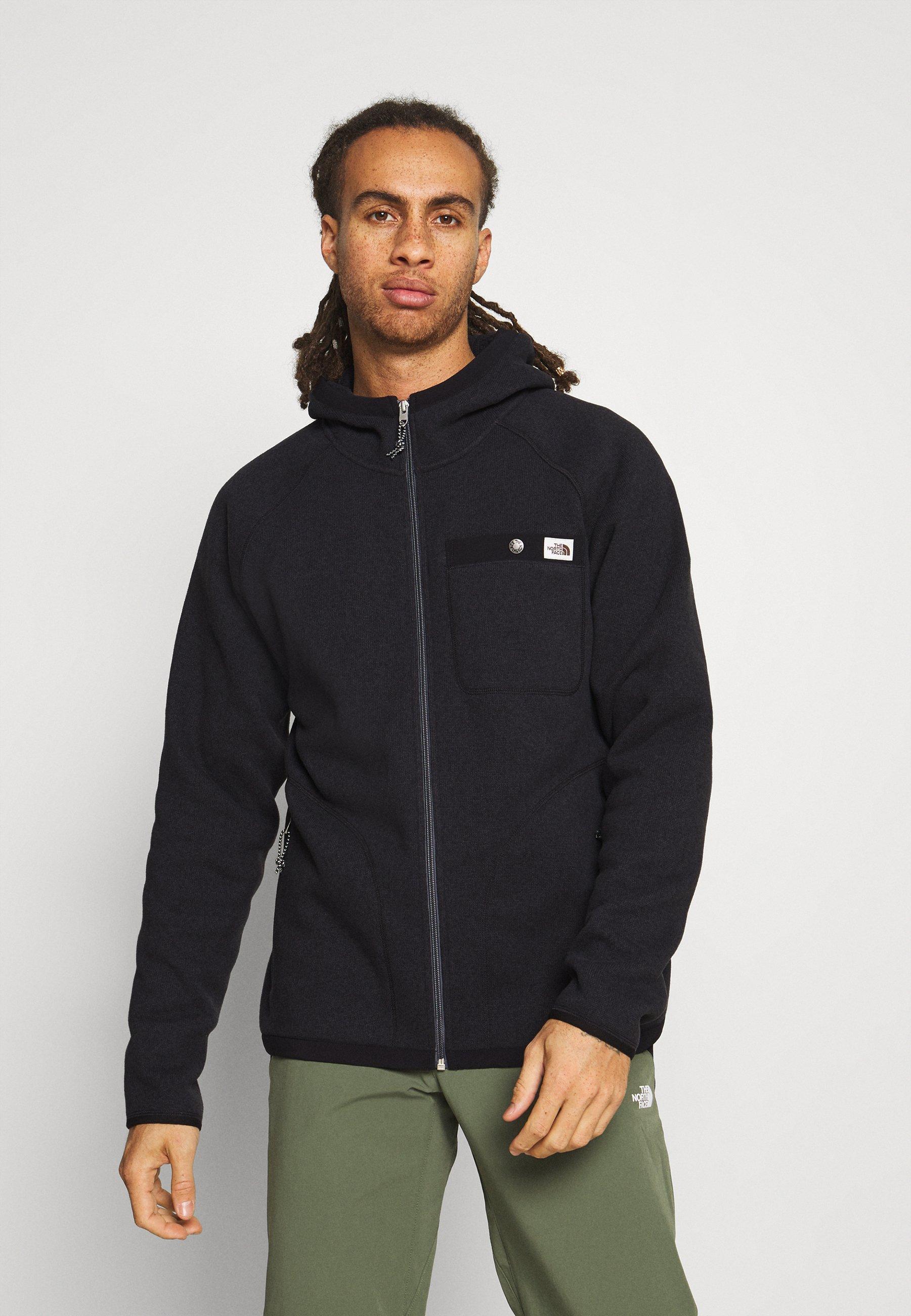 Men GORDON LYONS HOODIE - Fleece jacket