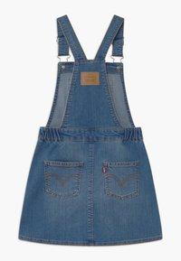 Levi's® - JUMPER - Denimové šaty - blue denim/blue - 1