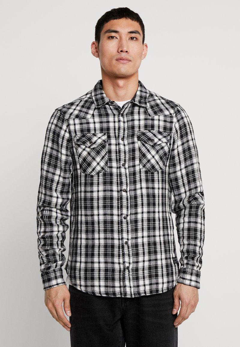 Blend - Overhemd - black