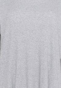 Simply Be - HANKY - Long sleeved top - grey marl - 2