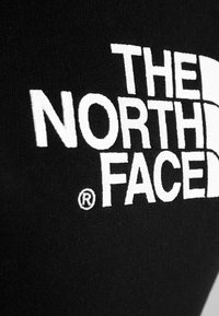 The North Face - WOMENS DREW PEAK HOODIE - Hoodie - black/white - 7