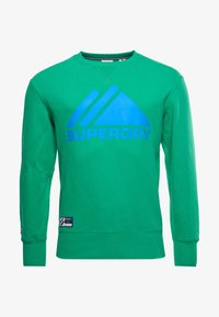 Superdry - MOUNTAIN  - Sweater - bright green - 2