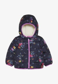 GAP - TODDLER GIRL COZY PUFFER - Winter jacket - navy - 3