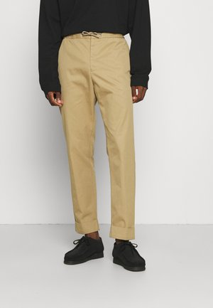 PANTS - Kalhoty - beige