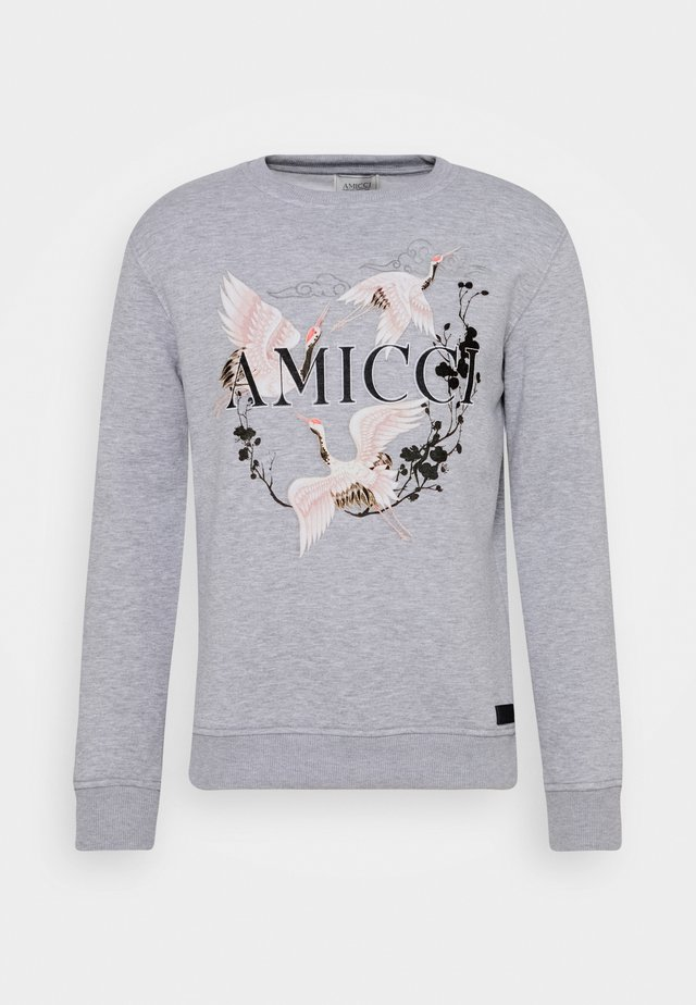 SCICILY  - Sweater - grey marl