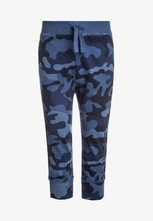 TODDLER BOY - Pantalones deportivos - blue
