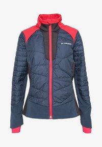 Vaude - WOMENS MINAKI JACKET III - Winter jacket - steelblue - 0