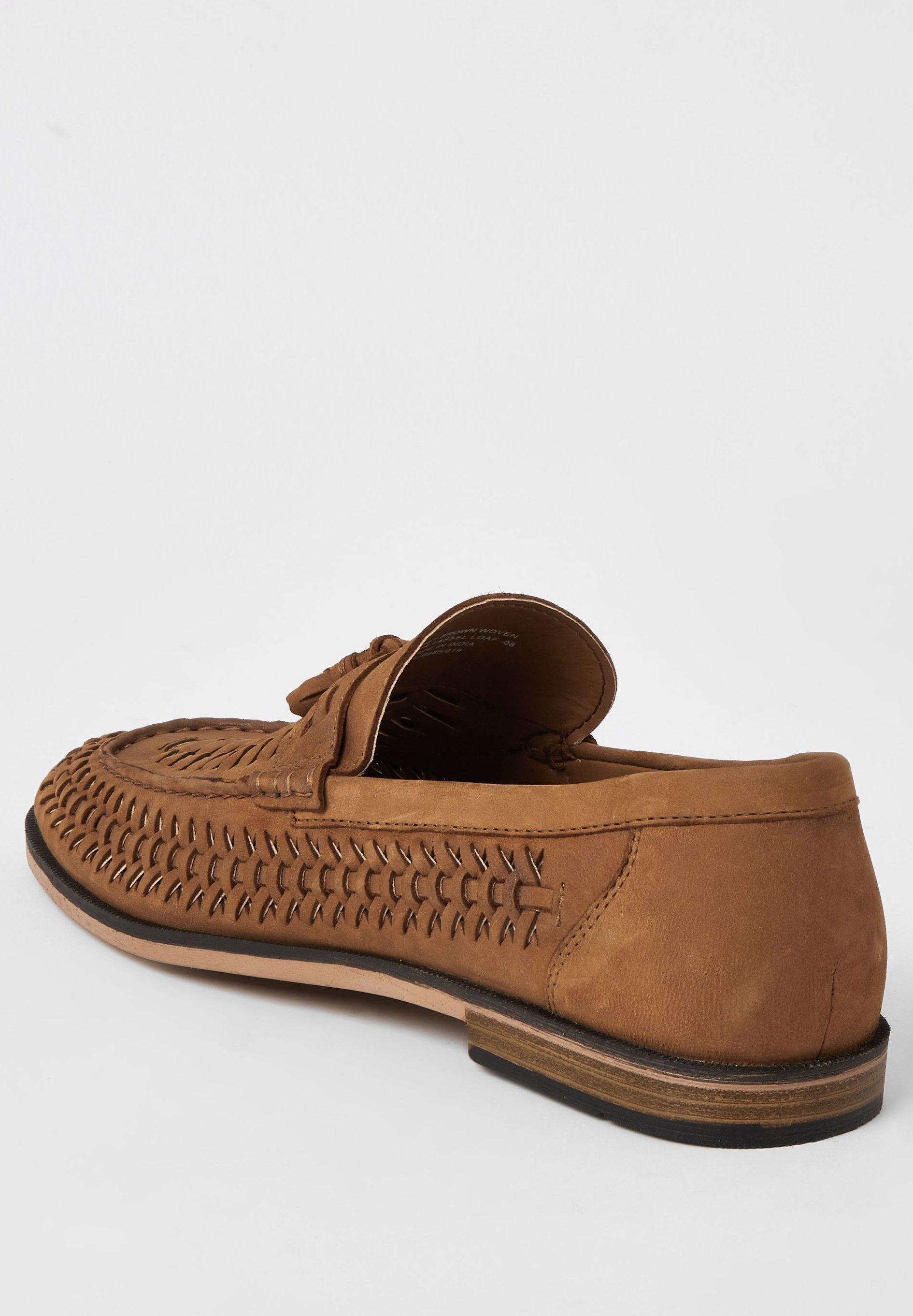 River Island Slip-ins - brown/brun - Herrskor ClhiT