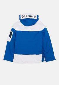 Columbia - CHALLENGER - Outdoorová bunda - bright indigo/white/coll navy - 1