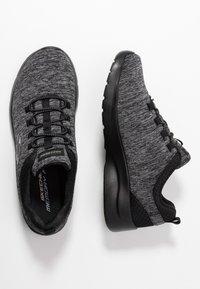 Skechers - DYNAMIGHT 2.0 - Slipper - black/charcoal - 3