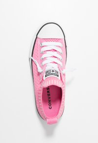 Converse - CHUCK TAYLOR ALL STAR KIDS - Trainers - pink/black/white - 1
