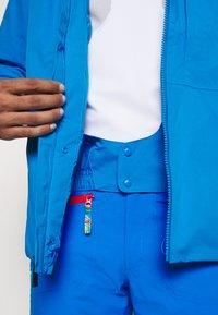 The North Face - CHAKAL JACKET - Ski jacket - clear lake blue - 4
