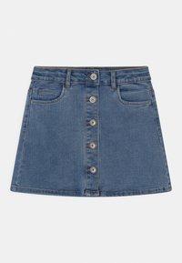 Name it - NKFRANDI  - Mini skirt - light blue denim - 0