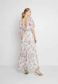 Nly by Nelly - DEEP BACK VOLUME GOWN - Maxi dress - multicoloured - 2