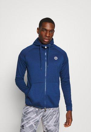 JAMOL - Zip-up hoodie - dark blue