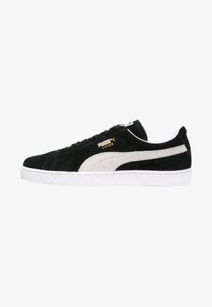 SUEDE CLASSIC+ - Trainers - black