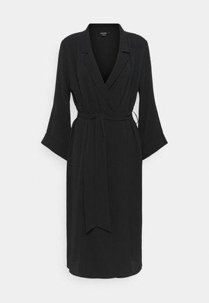 ANDIE DRESS - Vardagsklänning - black dark unique
