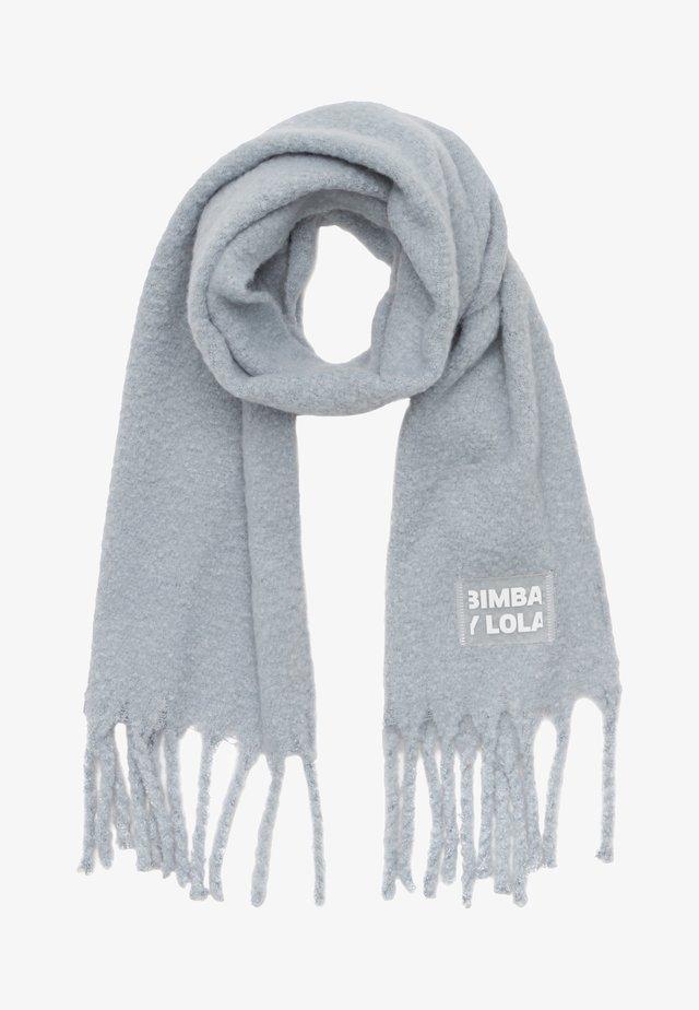 Sjaal - sky blue