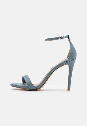 STECY - Sandály - slate blue