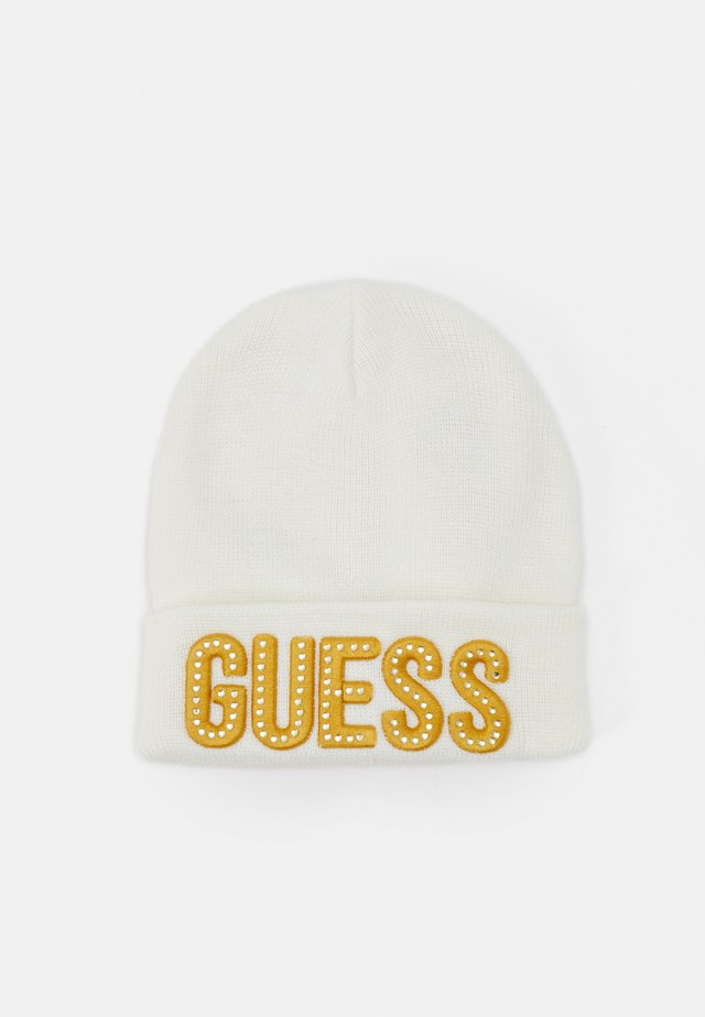 HAT WITH LOGO - Beanie - scuffy
