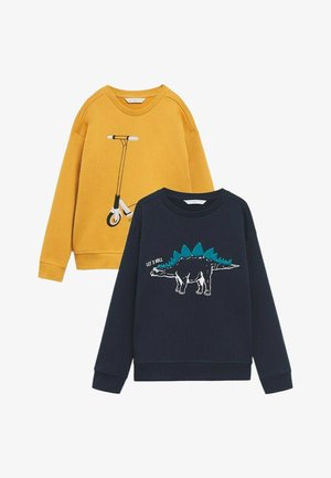 2 PACK - Sweater - bleu marine foncé