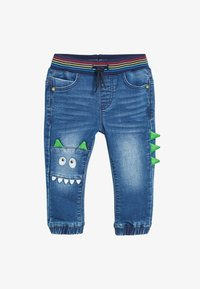 Next - RAINBOW MONSTER  - Relaxed fit jeans - blue - 0
