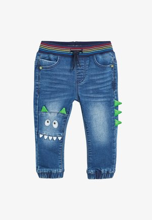 RAINBOW MONSTER  - Relaxed fit jeans - blue