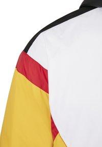 Starter - Outdoor jacket - blk/wht/starter red/golden - 8
