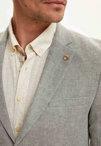 DeFacto - Blazer jacket - mint - 3