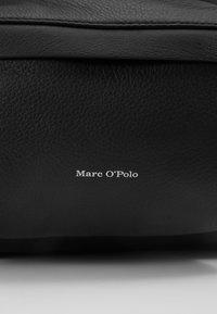 Marc O'Polo - BACKPACK - Reppu - black - 5